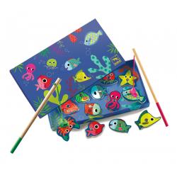 Fishing Colour. Pesca magnética