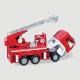 Camión de bomberos con luces y sonido