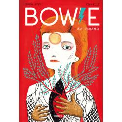 Bowie, una bigrafía. María Hesse y Fran Ruiz