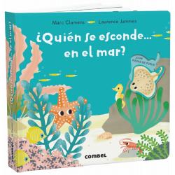 ¿Quién se esconde... en el mar? Marc Clamens y Laurence Jammes