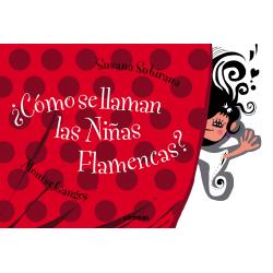¿Cómo se llaman las Niñas Flamencas? Susana Subirana y Montse Ganges
