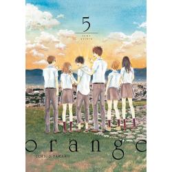 Orange, tomo 5. Ichigo Takano