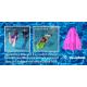 Aquaplane. Tabla de aprendizaje para natación. Azul