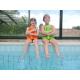 Aquaplane. Tabla de aprendizaje para natación. Morado