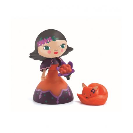 Arty Toys Oya & Fox