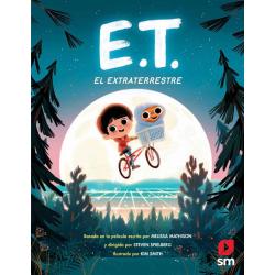 E.T. El Extraterrestre. Cuento ilustrado