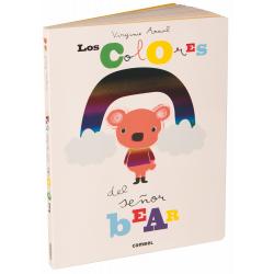Los colores del señor Bear. Virginie Aracil