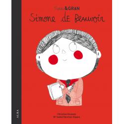 Pequeña y grande. Simone de Beauvoir