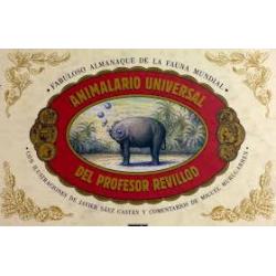 Animalario universal. Javier Sáez Castán