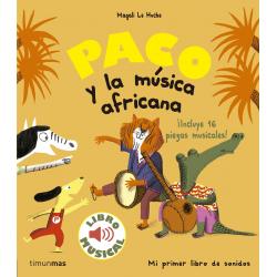 Paco y la música africana.