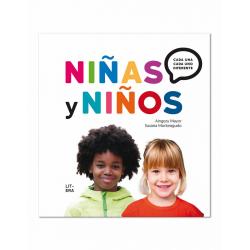Niñas y niños. Aingeru Mayor y Susana Monteagudo