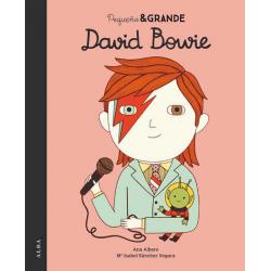 Pequeño y grande David Bowie