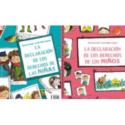 La declaración de los derechos de las niñas y los niños. E. Brami & E. Billon-Spagnol