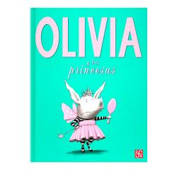 Olivia y las princesas.