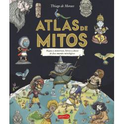 Atlas de mitos. Thiago de Moraes