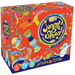 Jungle Speed ¡Atrapa el Totem! Juego de cartas