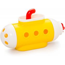 Submarino amarillo desmontable para jugar en el agua. 4 pcs.