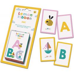 Lemon Ribbon. Mi primer juego para aprender a leer. Juego de cartas