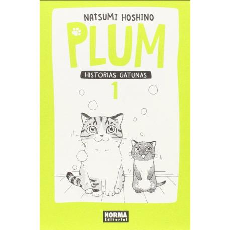 Plum Historias Gatunas 1 . Natsumi Hoshino