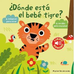¿Dónde está el bebé tigre?