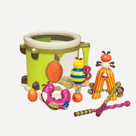 Parum Pum Pum set de instrumentos