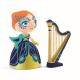 Arty Toys Elisa & Ze Harp
