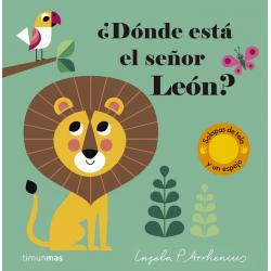 ¿Dónde está el señor León? Ingela P. Arrhenius
