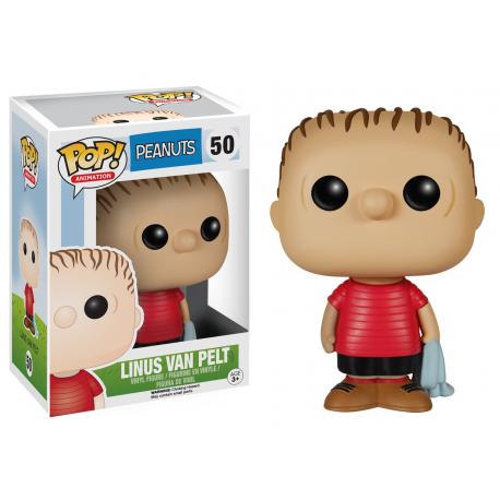 Funko Pop Linus Van Pelt