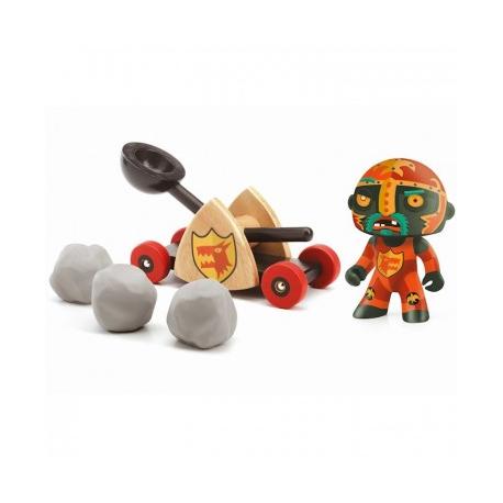 Arty Toys Baldy & Big Paf