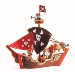 Arty Toys Ze Pirat boat Barco Pirata