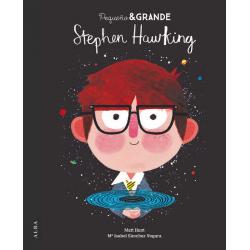 Pequeño y grande Stephen Hawking