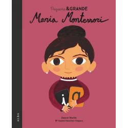 Pequeña y grande María Montessori