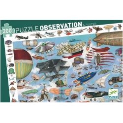 Puzzle observación. Aero Club. 200 pcs.