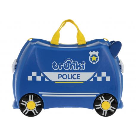 Maleta Trunki. Policia
