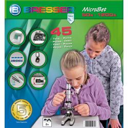 Microscopio. Microset 300x-1200x