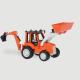 Mini Retro-Excavadora. Driven
