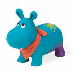 Hipopótamo saltarín. Bouncy Boing Hankypants. B YOU