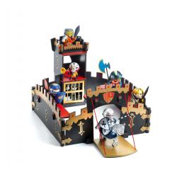 Ze Black Castel. Castillo Arty Toys. DJECO