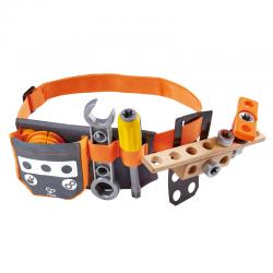 Cinturón con herramientas, Junior Inventor. HAPE