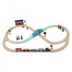 Tren de madera, Grand Express. VILAC