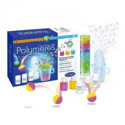 Juego de ciencia. La química de los polímeros. SentoSphère