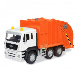 Camión de reciclaje con luces y sonidos. DRIVEN
