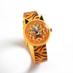 Reloj Tigre. DJECO