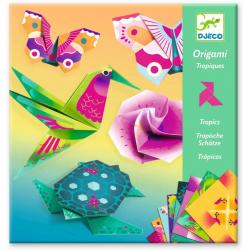 Origami. Trópicos. DJECO