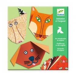 Iniciación al origami. Animales. DJECO