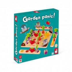 Juego de mesa, Garden panic! JANOD