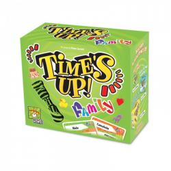 Juego de cartas, Time's Up! Family Edition. Versión verde