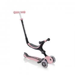 Patinete Globber Go Up Foldable Plus. Color rosa