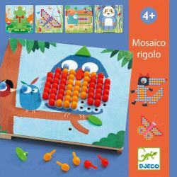 Mosaico Rigolo. DJECO