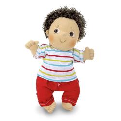 Muñeco Charlie. 32 cm. RUBENS BARN